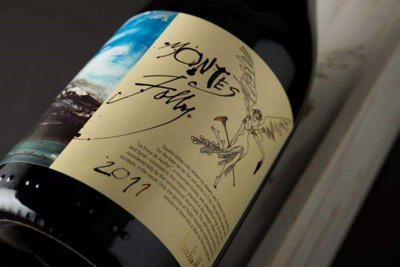 The First Ultra-Premium Chilean Syrah Wine: Montes Folly