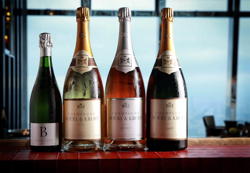 Introducing Boërl & Kroff, perhaps the best Champagne in the world