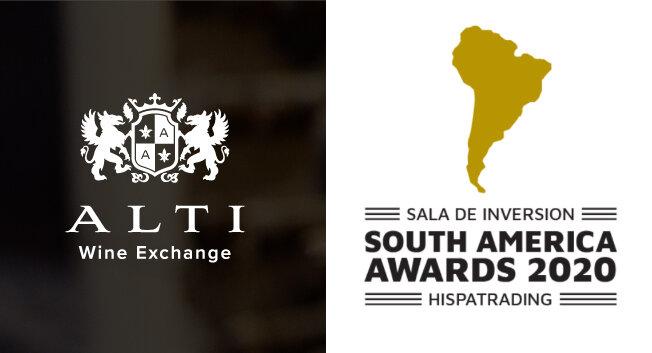 Alti Wine Exchange wins award for best fintech in South America