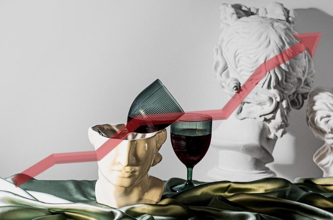 The financial system is struggling. Investing in fine wine can help protecting your portfolio