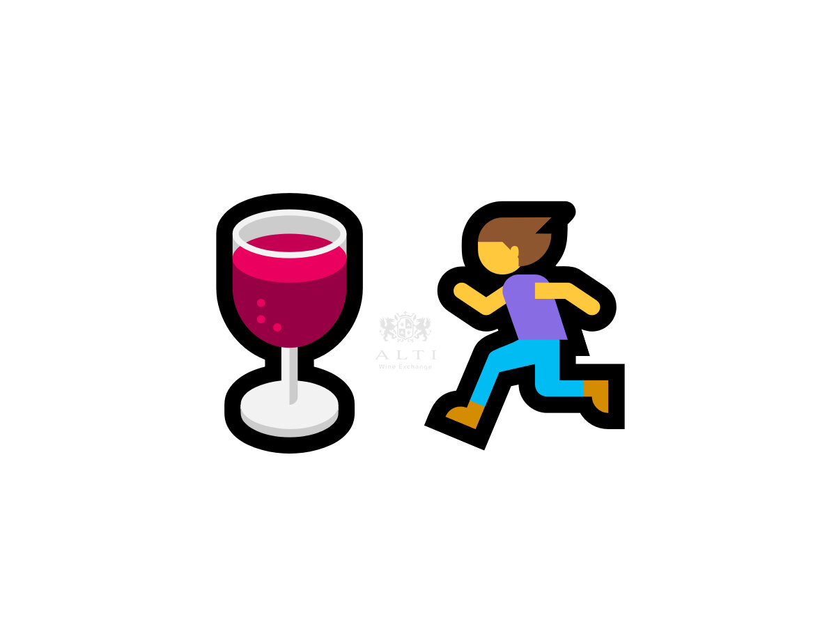 Keeping fit and drinking wine during quarantine