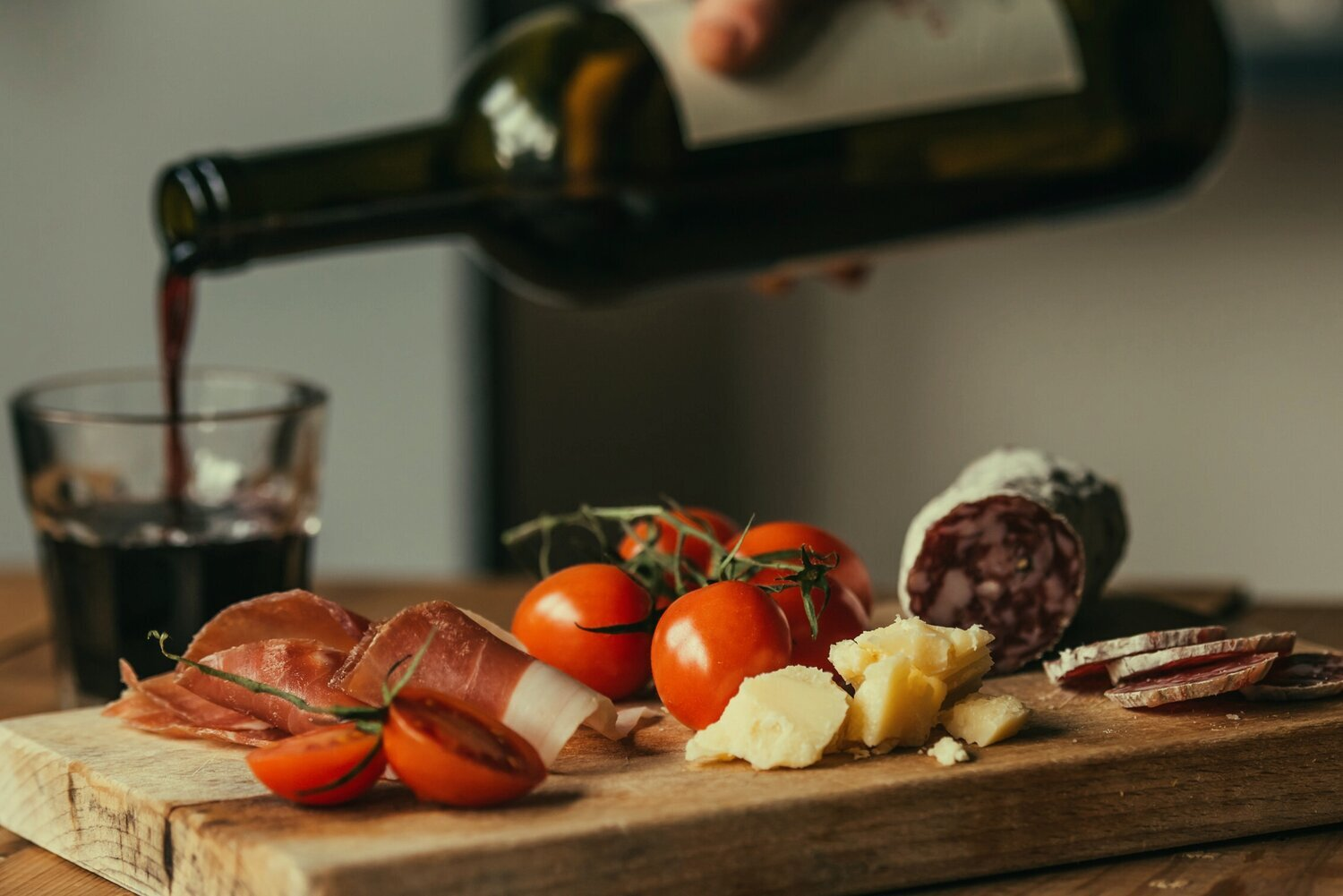 Spanish tapas to pair with the latest Alti Wine Club offers