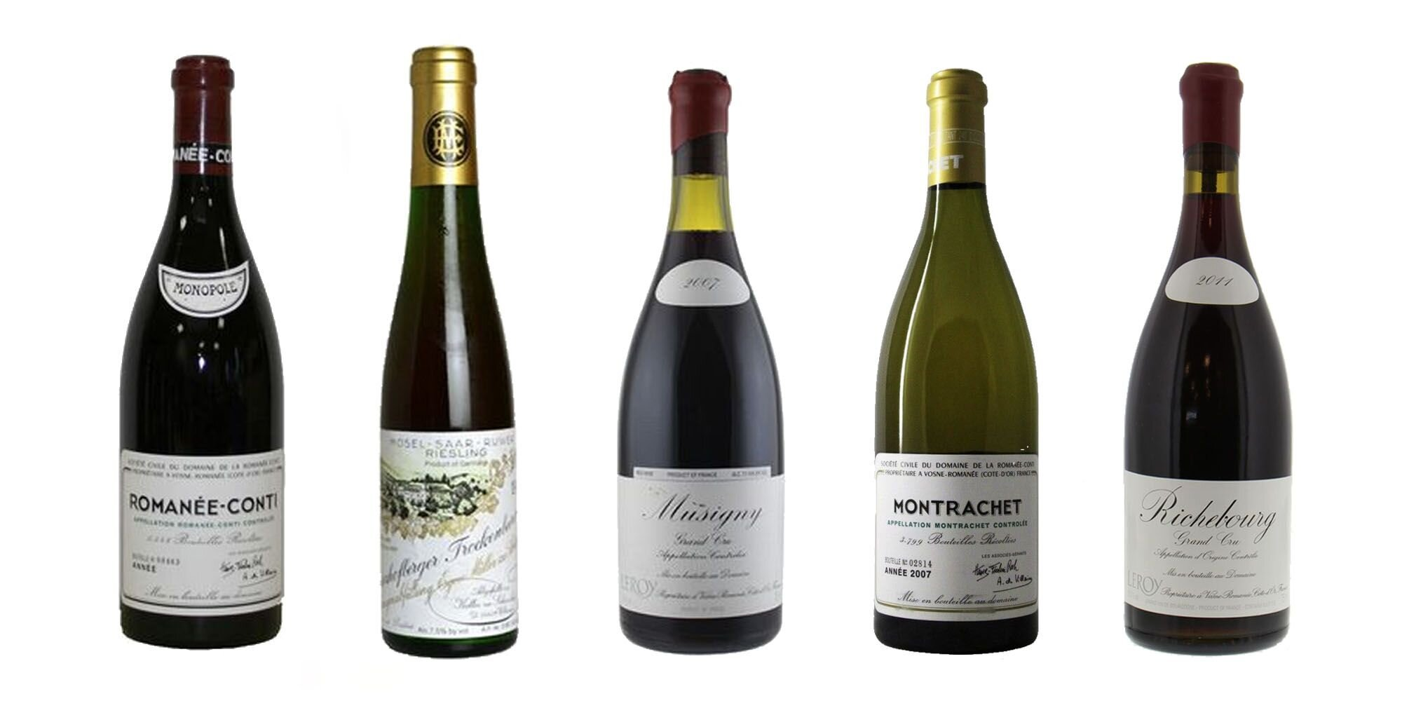 The world's most expensive wines – and what they have in common (updated 2021)