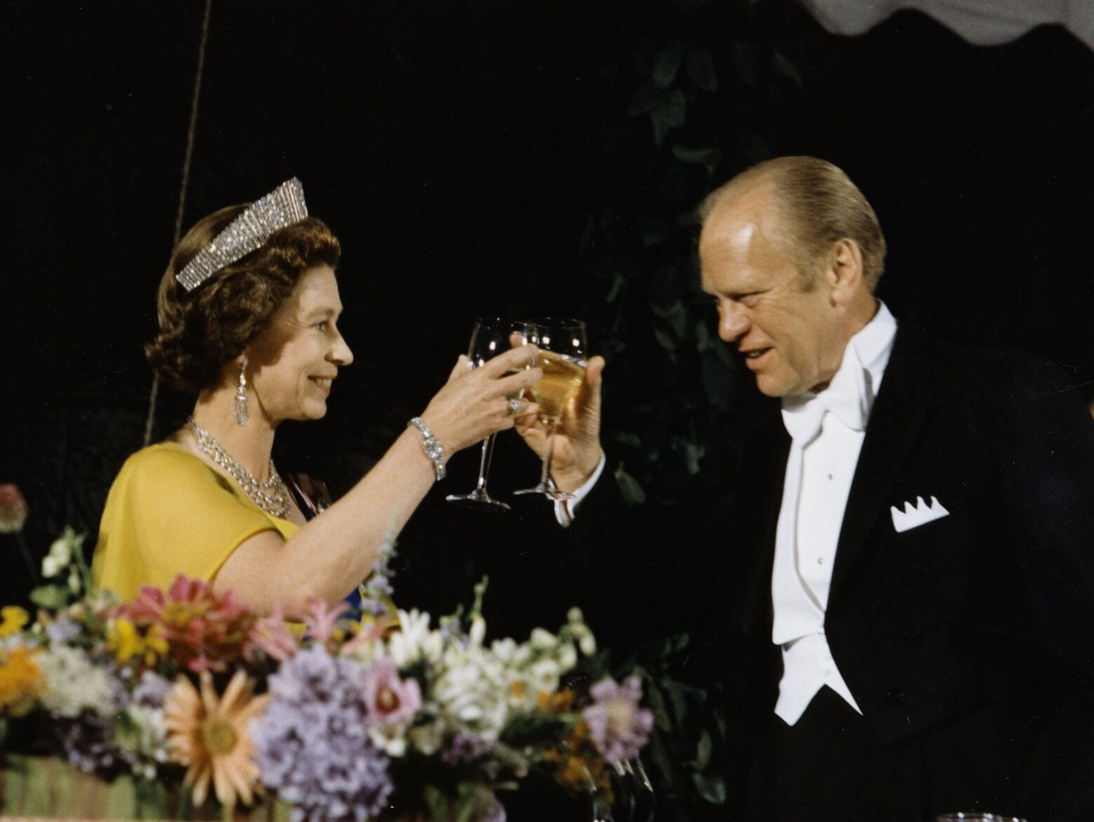 White House or Wine House? The United States presidents' favourite wines