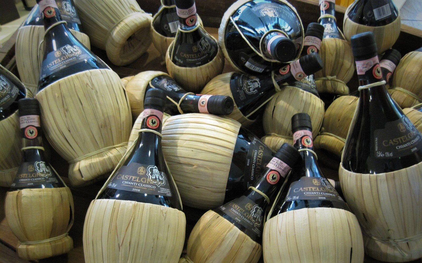 A virtual trip to Tuscany and its greatest wines – from classics to Super Tuscans to whites