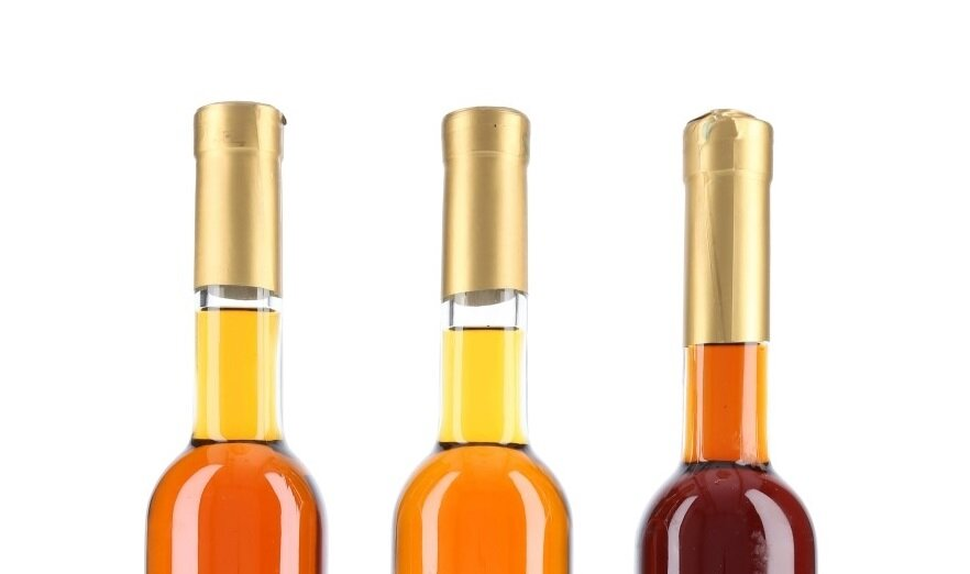 How the world's most famous dessert wines are made