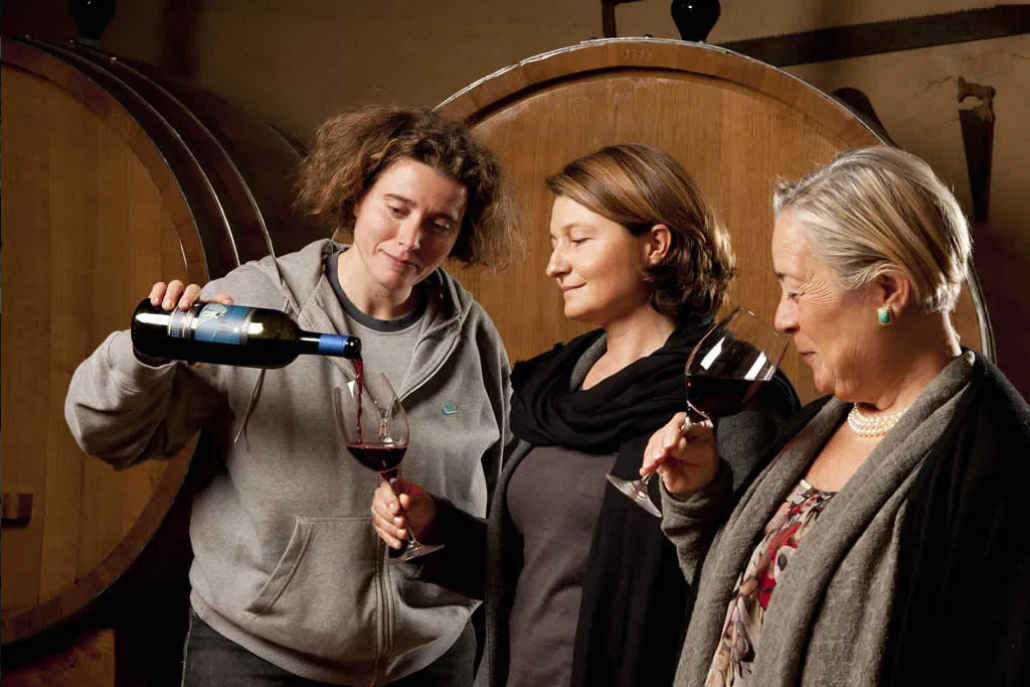 A celebration of the women who inspire and shape the wine world