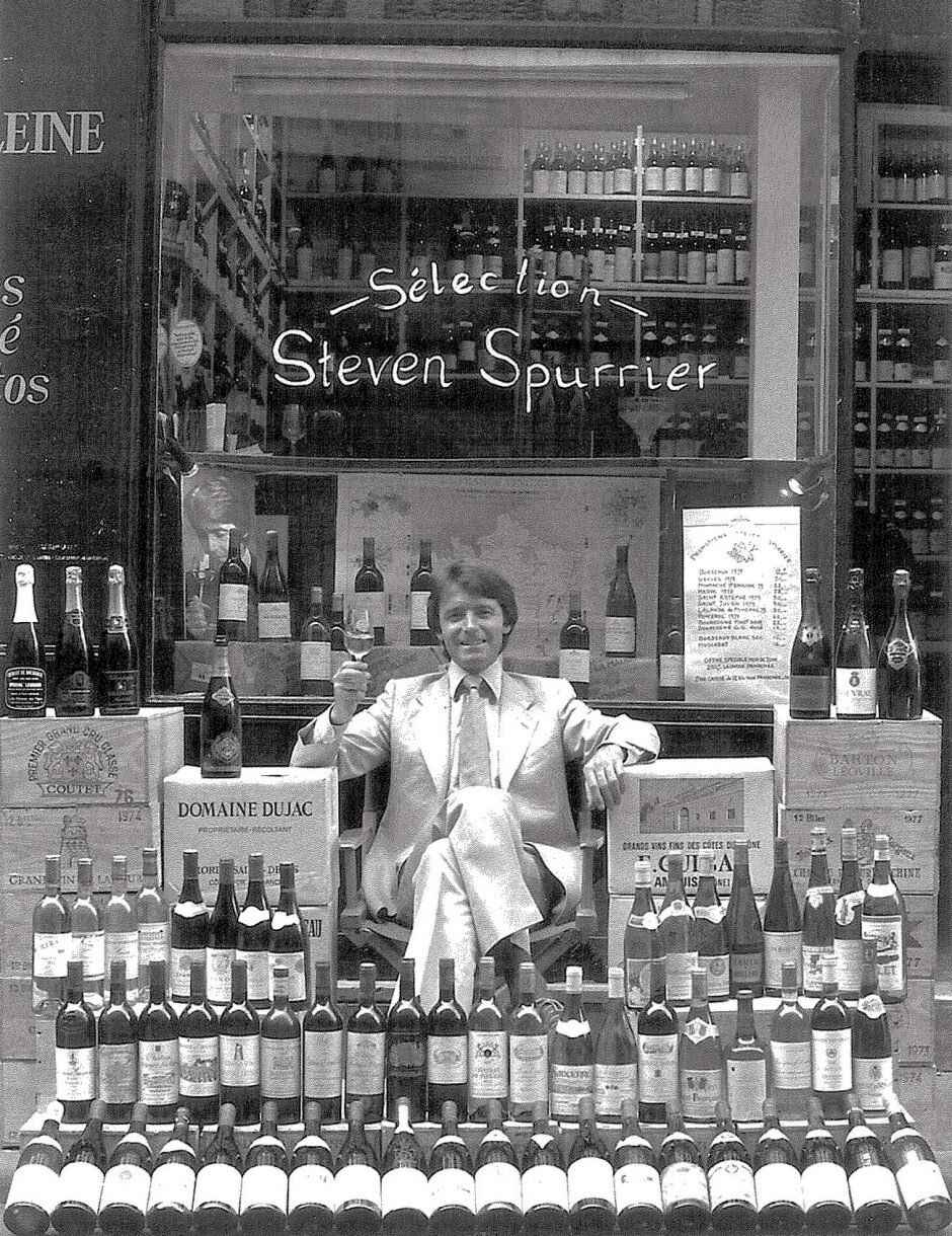 Remembering Steven Spurrier, the gentleman who globalized the love of fine wine