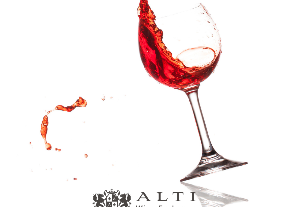 Should you be swirling your wine before consumption?