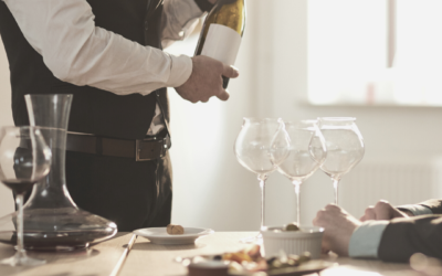 """Sommelier Ferdinand answers """"What it takes to become a Sommelier""""."""