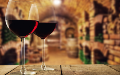 What would you do if you found an expensive wine in a cellar?