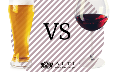 Beer vs Wine, a timeless debate…